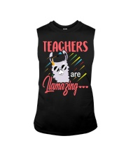 Teachers are llamazing Sleeveless Tee thumbnail