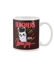 Teachers are llamazing Mug thumbnail