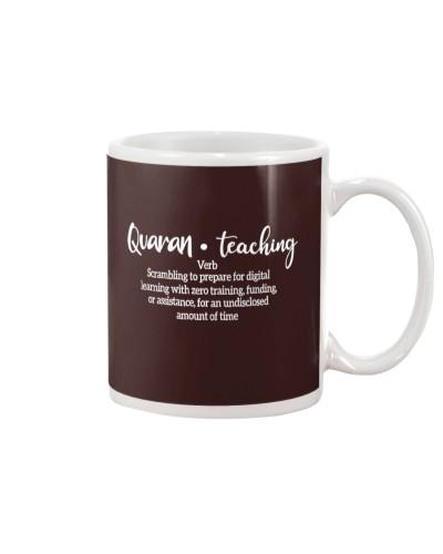 Quaran teaching verb