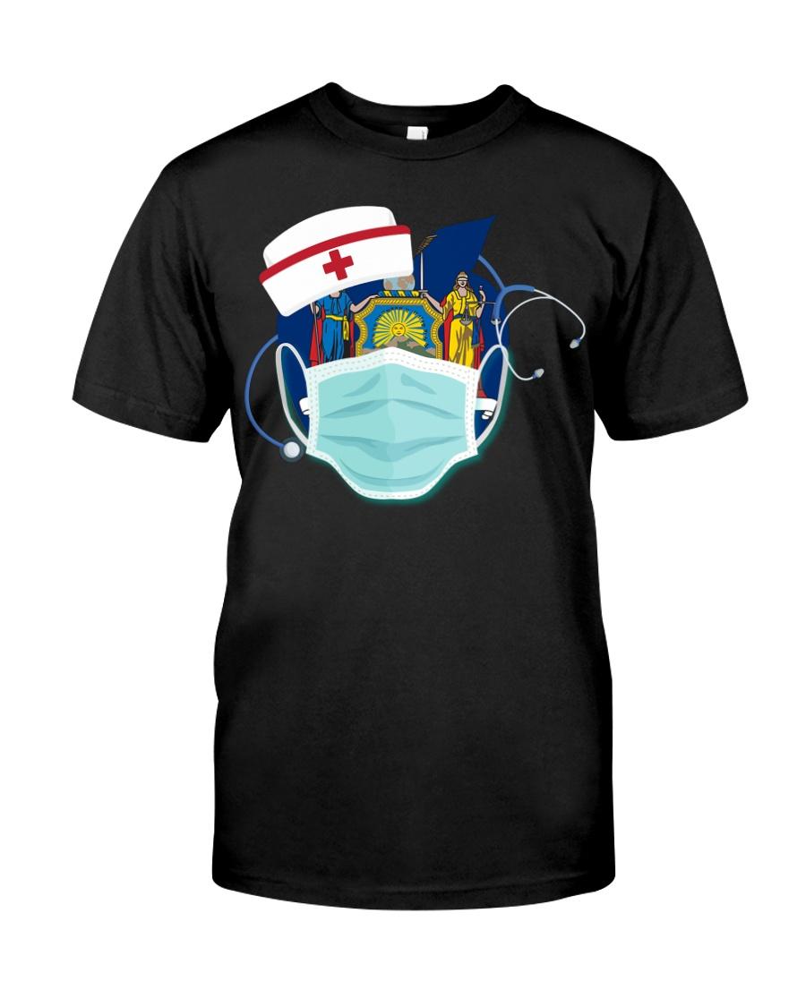New York Nurses Classic T-Shirt