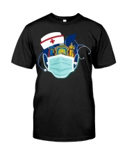 New York Nurses Classic T-Shirt front