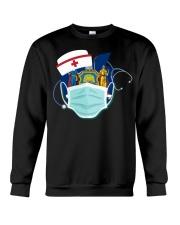 New York Nurses Crewneck Sweatshirt thumbnail