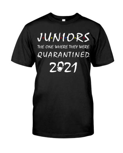 Juniors Quarantined 2021
