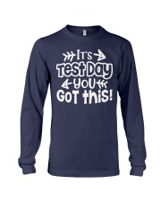 It's Test Day you got this Long Sleeve Tee thumbnail