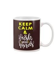 Keep calm and wash your hands Mug thumbnail