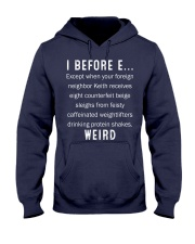 I BEFORE EXCEPT Hooded Sweatshirt thumbnail
