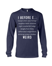 I BEFORE EXCEPT Long Sleeve Tee thumbnail