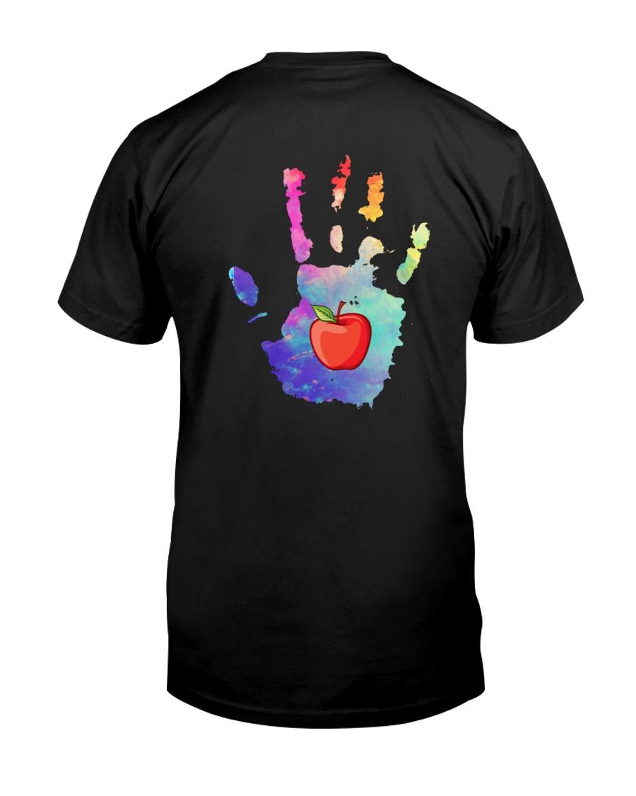 Teacher Hand Classic T-Shirt