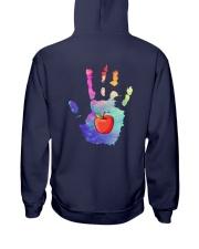 Teacher Hand Hooded Sweatshirt thumbnail
