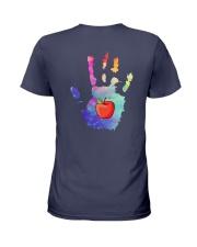 Teacher Hand Ladies T-Shirt thumbnail