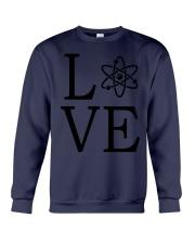 Science Love Crewneck Sweatshirt thumbnail