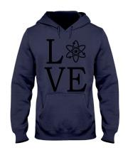 Science Love Hooded Sweatshirt thumbnail