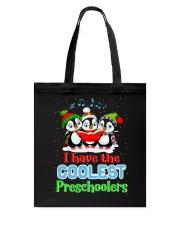I HAVE THE COOLEST PRESCHOOLERS Tote Bag thumbnail