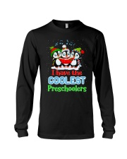 I HAVE THE COOLEST PRESCHOOLERS Long Sleeve Tee thumbnail
