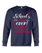 School's out for ever Crewneck Sweatshirt tile