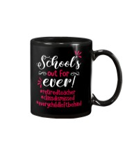 School's out for ever Mug tile