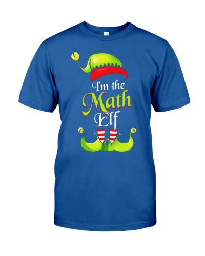 I'M THE MATH ELF