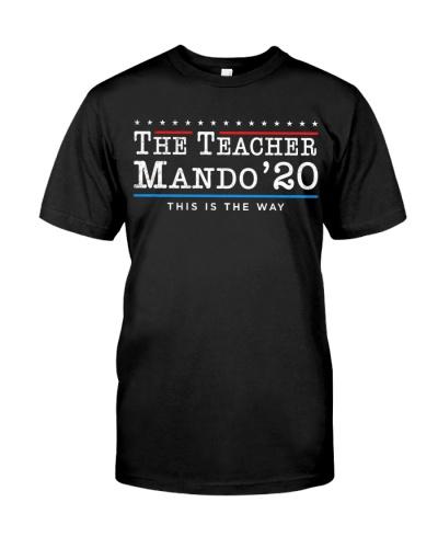 The Teacher Mando '20