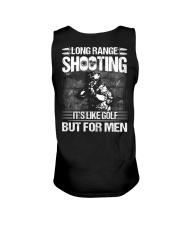 Long Range Shooting It's Like Golf  Unisex Tank thumbnail