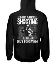 Long Range Shooting It's Like Golf  Hooded Sweatshirt thumbnail