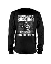 Long Range Shooting It's Like Golf  Long Sleeve Tee thumbnail