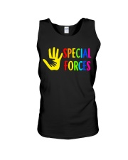 Special Forces Unisex Tank thumbnail