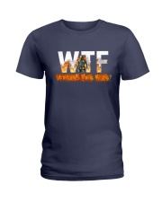 Where's The Fire Ladies T-Shirt tile
