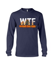 Where's The Fire Long Sleeve Tee thumbnail