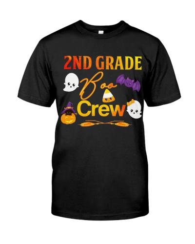 2nd grade boo crew