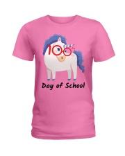 100th Day Of School Ladies T-Shirt thumbnail