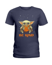 BE KIND Ladies T-Shirt tile