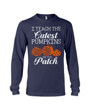 I Teach the cutest pumpkins in the patch Long Sleeve Tee thumbnail