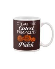 I Teach the cutest pumpkins in the patch Mug thumbnail