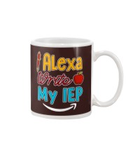 Alexa write my IEP Mug tile
