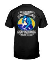 Skilled Mechanics Classic T-Shirt back