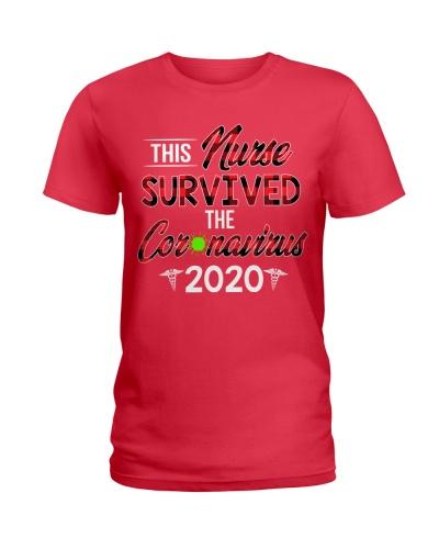 Nurse survived the coronavirus 2020