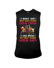 Great Music Great Kids Sleeveless Tee thumbnail