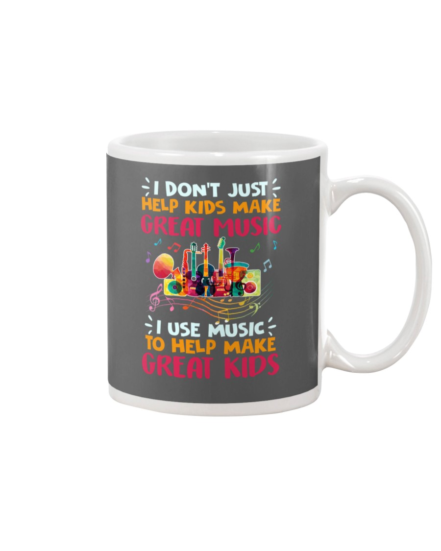 Great Music Great Kids Mug