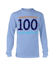 100 AWESOME DAYS OF SCHOOL Long Sleeve Tee thumbnail