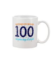 100 AWESOME DAYS OF SCHOOL Mug thumbnail