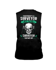 Everybody's A Surveyor Sleeveless Tee thumbnail
