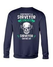 Everybody's A Surveyor Crewneck Sweatshirt thumbnail