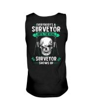 Everybody's A Surveyor Unisex Tank thumbnail