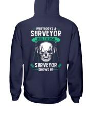 Everybody's A Surveyor Hooded Sweatshirt thumbnail