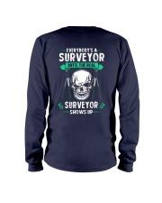 Everybody's A Surveyor Long Sleeve Tee thumbnail