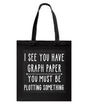 Math Teacher Tote Bag thumbnail