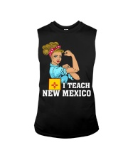 I TEACH NEW MEXICO Sleeveless Tee tile