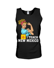 I TEACH NEW MEXICO Unisex Tank thumbnail
