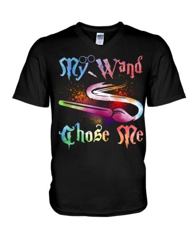 MY WAND CHOSE ME