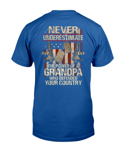 The power of a Grandpa
